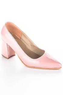 Zapato Rosa Charol Derek -