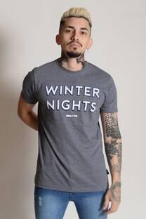 ESTAMPADO WINTER NIGHTS REMERAS  -
