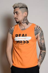 MUSCULOSAS REAL MESS  -