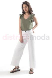 Pantalón Culotte Maxi  -