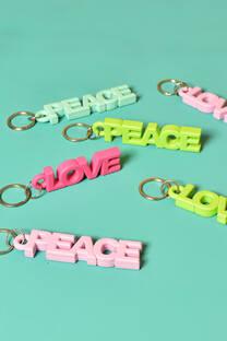 LLavero Peace - Love -
