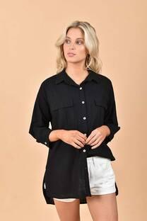 Camisa Canopus de lino -