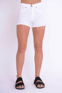 Short de jean elastizado -