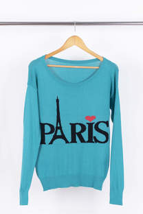 Sweater París -