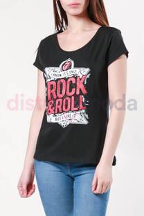 """Remera de Algodón """"Rock"""" -"""