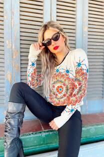 Sweater MANDALA  -