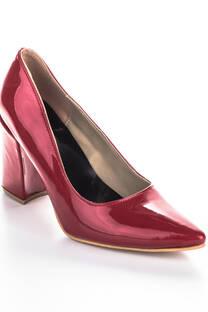 Zapato Rojo Charol Derek -