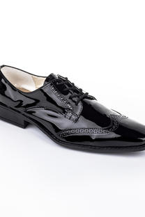 Zapato Negro Harry PU -