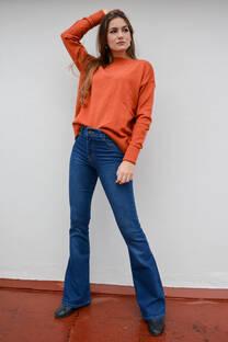 Pantalón Jean Oxford -
