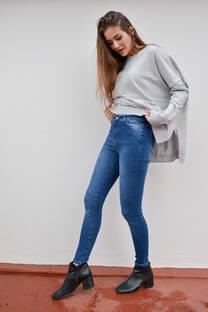 Jean Azul Clásico  -
