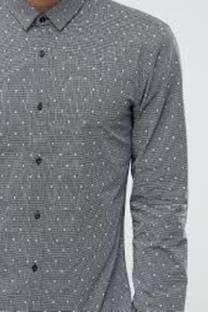 Camisa rattie manga larga -