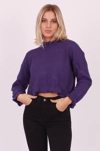 Sweater con volados DELHI  -