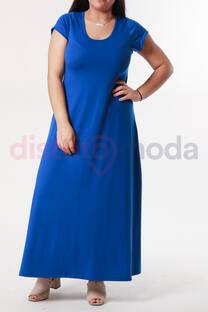Vestido Largo de Modal T.L al 2XL -