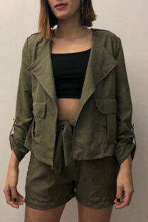 Campera Trench -