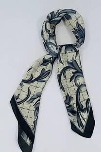 Pañuelo de seda 70x70 copacabana -