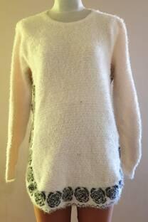 sweaters pelo de mono -