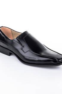 Zapato Negro Michael PU -