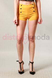 Short 6 Broches Adelante -