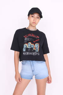 REMERA ESTAMPA DE PINKFLOYD JAPAN -