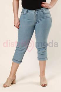 Capri Jean elastrizado -