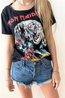 Remera Maiden -