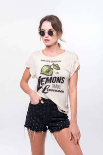 Remera Lemons  -