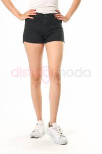 Short jean negro -
