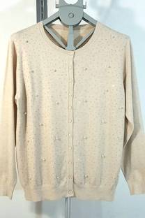 sn005 sweater cardigan bolitas.pla promocion -