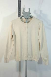 sn009 sweater cardigan cuello rendondo 9 botones -