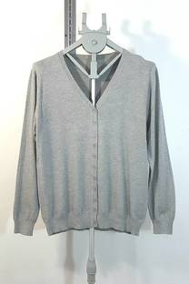 sn012 sweater cardigan v 11 botones -