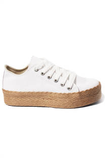Zapatilla Yute Summer Blanco -