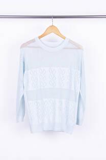 Sweater Calado Grande -