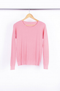 Sweater Liso Largo -