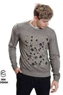 Sweater FLOREADO -