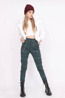 Pantalon Escoces -