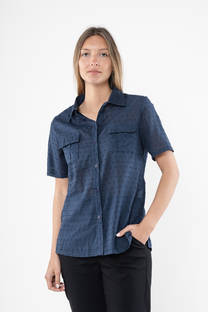 camisa broderie -