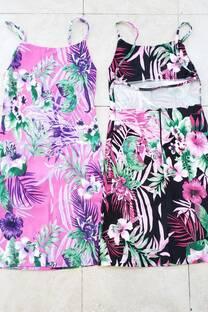 Vestido Flor bengalina -