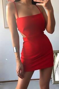 Vestido Crepe Laila  -