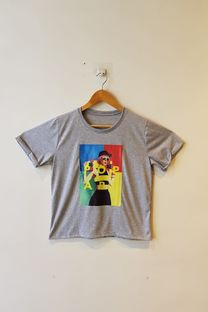 REMERA POP ART  -