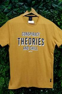 ESTAMPADO CONSPIRACY THEORIES REMERAS -