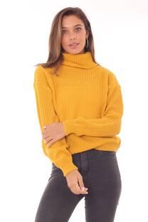 Sweater polera corto  -