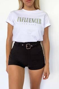 Remera Alg Influencer -