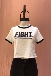 Remera FIGHT -