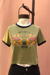 Remera DRAGON SPIRIT -