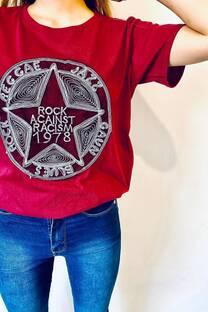 REMERA estrella REDONDA -