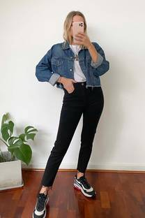 Pantalon Gabardina Lisa SuperBlack  -