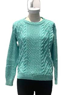 Sweater Cuello Redondo -