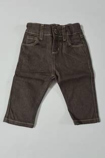 Pantalon simil jean mini bebe -