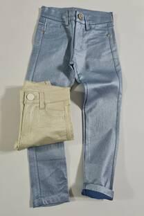 Pantalón engomado nena -