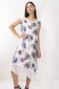 Vestido Flor -